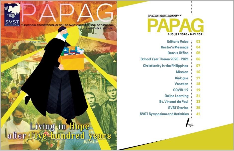 SVST PAPAG 2020-2021 Cvr