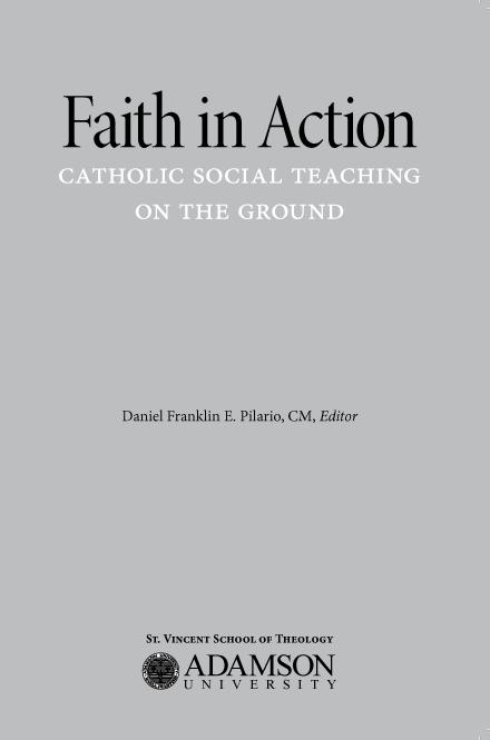 Faith in Action (Inside Cover)